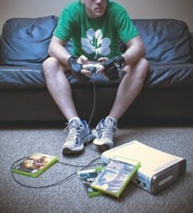 Joe Lauzon pdg video games