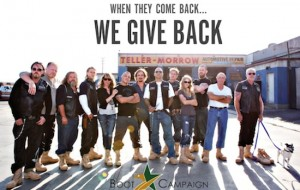 sons of anarchy cast boot campaign