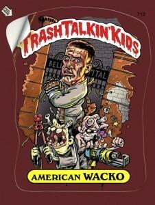 trash talkin kids bonnar