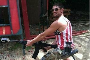 Daron Cruickshank Rifle