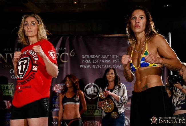 Video: Watch Cris Cyborg from 'All Angles'