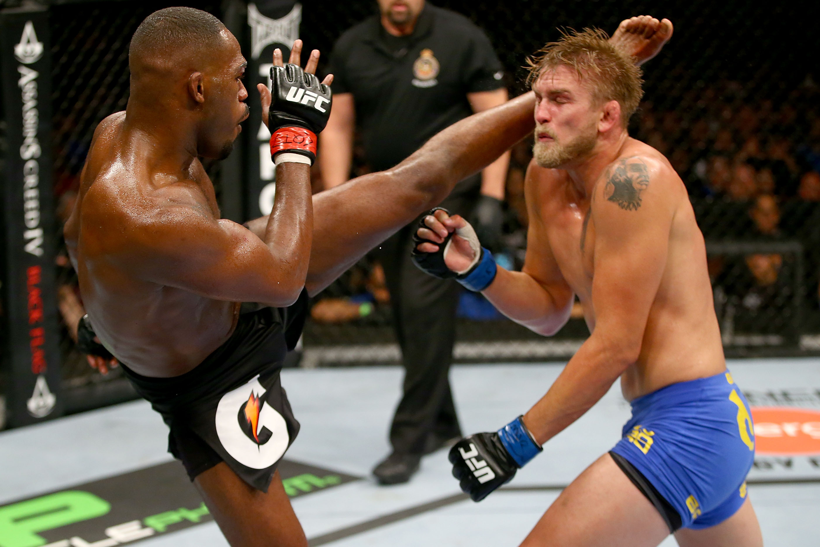 Ufc 179 went down on october 25th, 2014, in brazil, and was headlined by the blockbuster