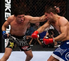 Josh Thomson vs Gilbert Melendez