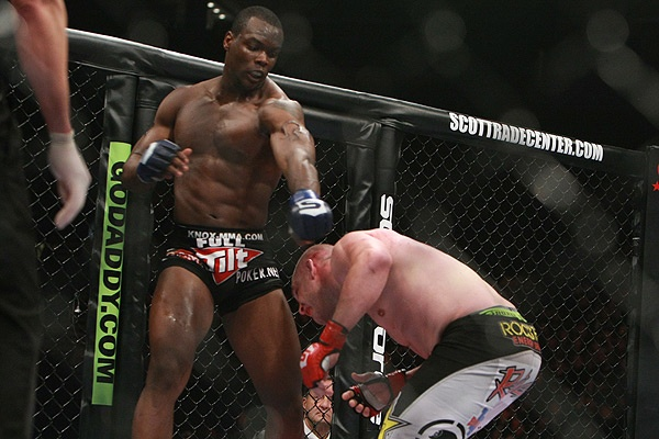 UFC Fight Night 82 Ovince Saint Preux