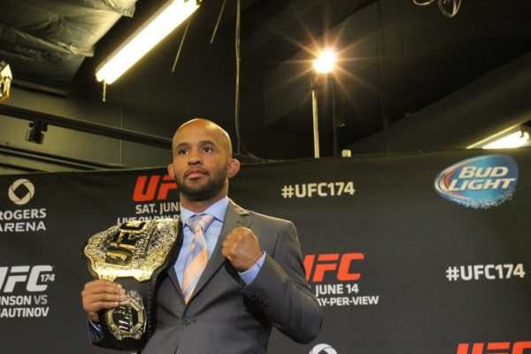 UFC 178 Weigh In Results, Demetrious Johnson