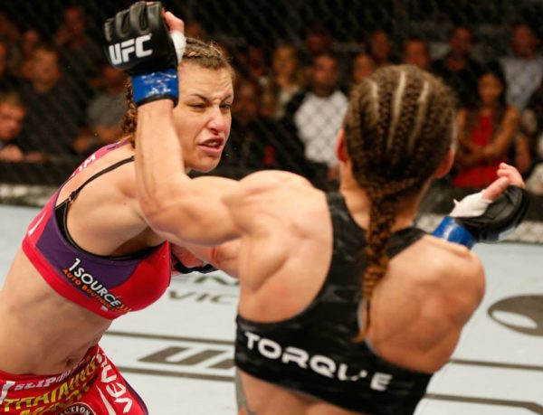 Video: Miesha Tate vs Liz Carmouche