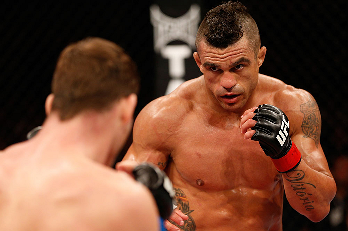 Michael Bisping Absolutely Refuses to Fight Vitor Belfort
