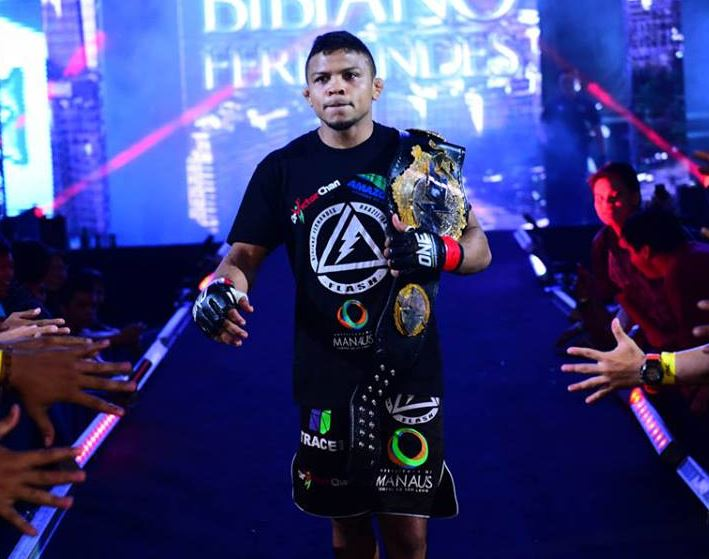 onefc15_bibiano The best bantamweight not in the UFC