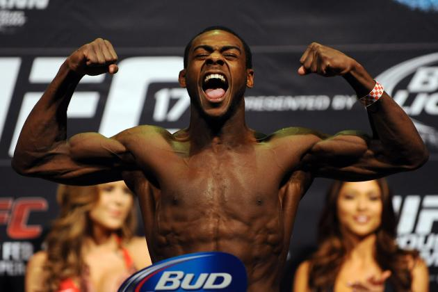 Sterling remains one of the brightest prospects both in the UFC and around the MMA world.