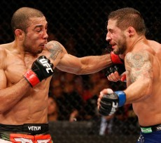 Aldo vs. Mendes 2 delivered on all cylinders in the main event of UFC 179