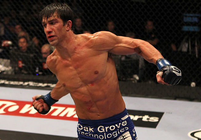 "Throwback Thursday: Luke Rockhold vs Ronaldo ""Jacare"" Souza"