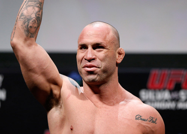 MMA legend Wanderlei Silva has retired