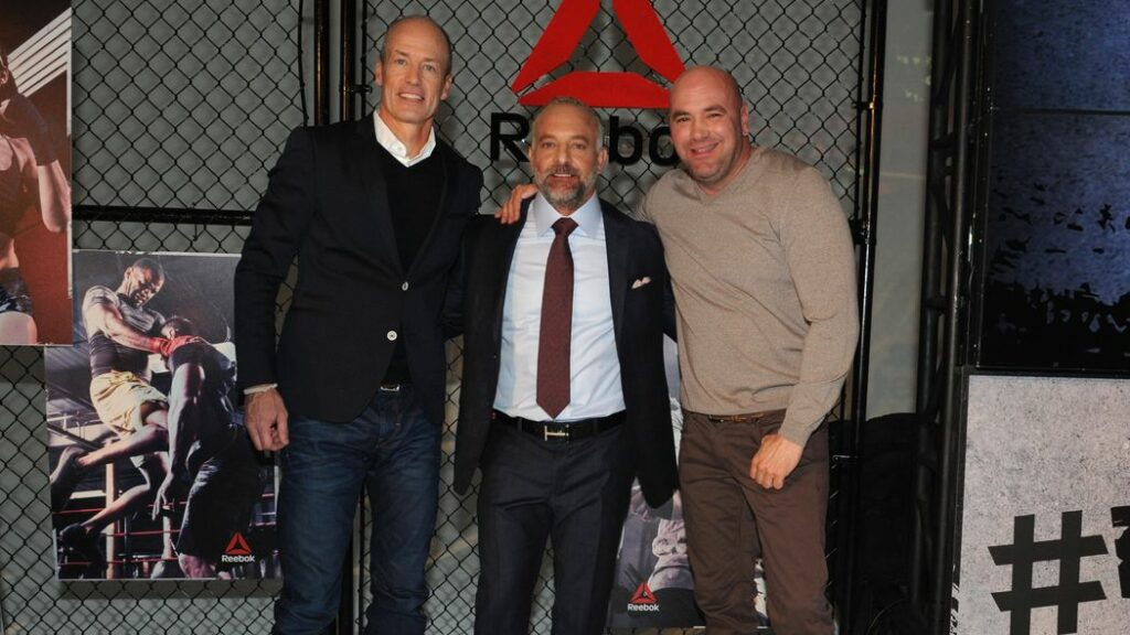 2451e6b6893 The Unintended Consequences of the UFC-Reebok Deal - MMASucka.com