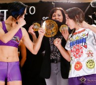 Esther Lin, Invicta Fight Championships Facebook Page