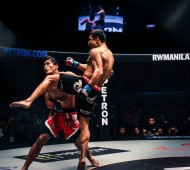 A flying knee heard all around the world from Timofey Nastyukhin was one of the biggest highlights of ONE FC 23: Warrior's Way