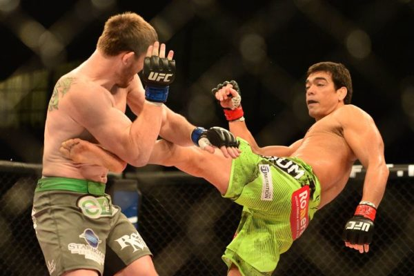Lyoto Machida vs C.B. Dollaway UFC Fight Night 58 highlights