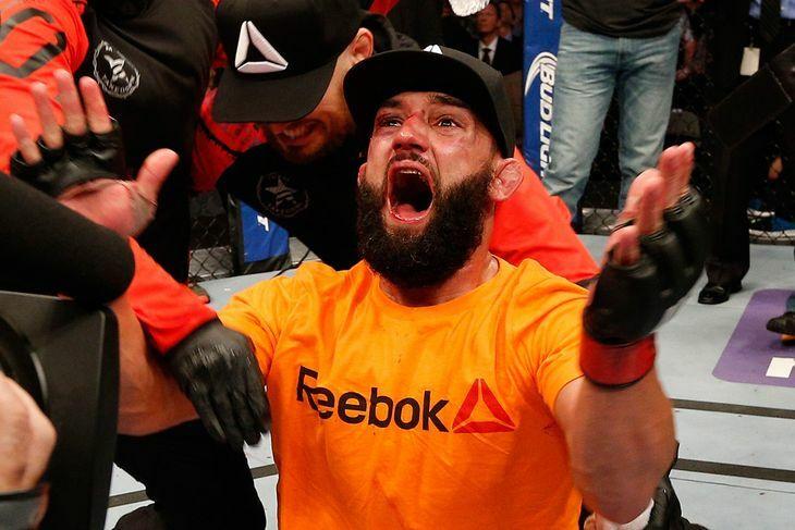 UFC Fight Night 82 Live Stats