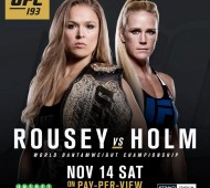 UFC193