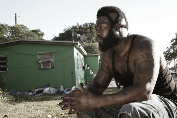 """Dhafir """"Dada 5000"""" Harris cut his combative teeth on the same West Perrine streets as Kevin """"Kimbo Slice"""" Ferguson. This February, the two men will settle their differences on national television at Bellator 149.   Photo: Rakontur.com"""