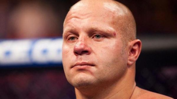 The Emporer Fedor Emelianenko
