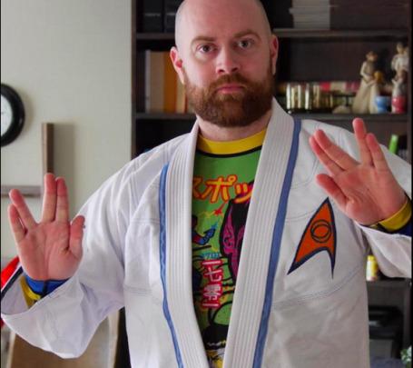Fusion Fight Gear - Spock