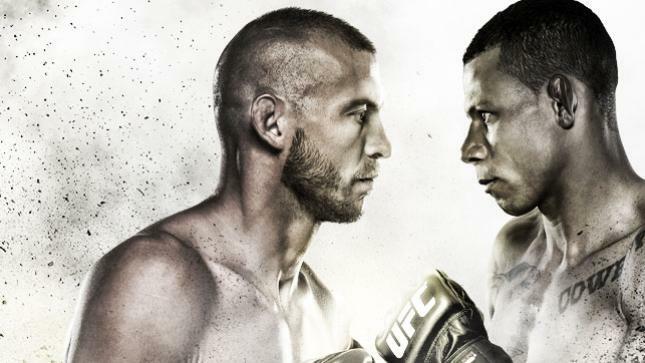 John Makdessi UFC Free Fight: Alex Oliveira vs KJ Noons