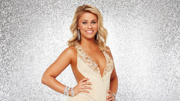 Paige VanZant Dancing with the Stars