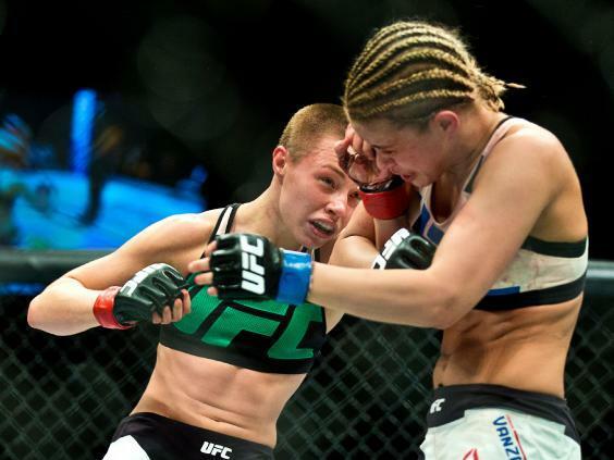 UFC Free Fight: Rose Namajunas vs Paige VanZant