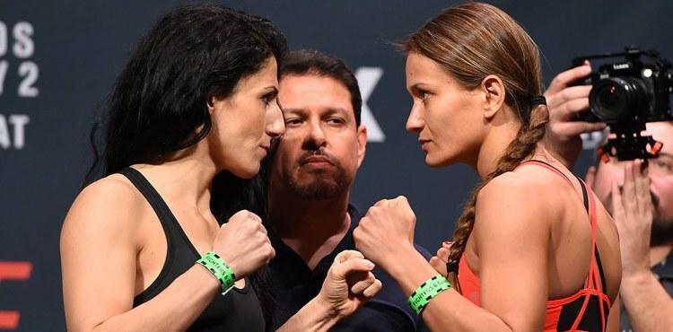 UFC Free Fight: Karolina Kowalkiewicz vs Randa Markos