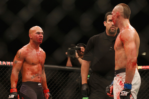 Robbie Lawler vs Rory MacDonald at UFC 189 Recap