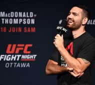 Chris Weidman vs. Yoel Romero