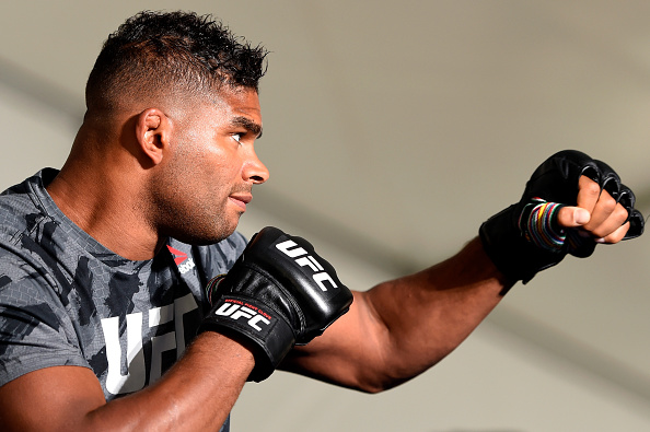 Alistair Overeem eyes more titles