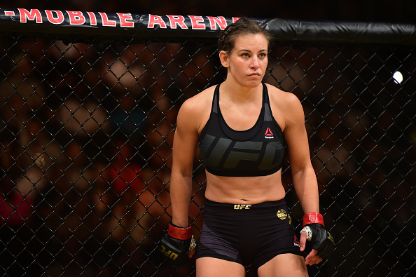 Miesha Tate vs Pennington