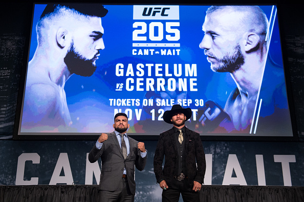 'Cowboy' vs Gastelum