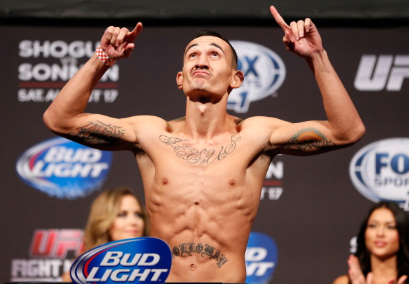 Weight cutting do's and don'ts Max Holloway