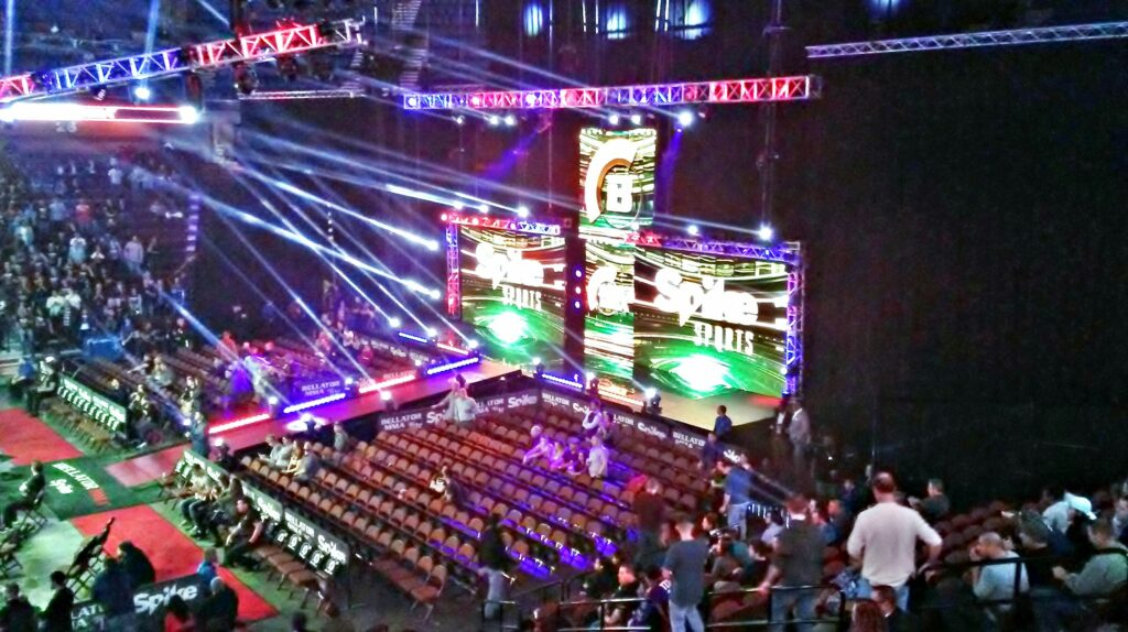 Credentialed: Bellator 163