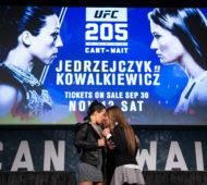 A Guide To UFC 205: Jedrzejczyk vs. Kowalkiewicz
