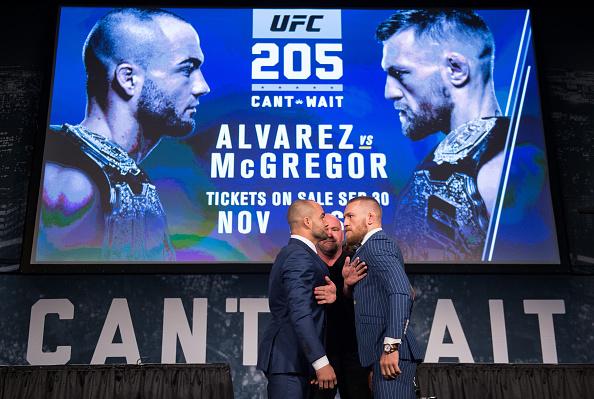 A Guide To UFC 205: Alvarez vs. McGregor