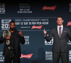 A Guide To UFC 205: Woodley vs. Thompson