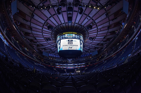 legalization of MMA in New York