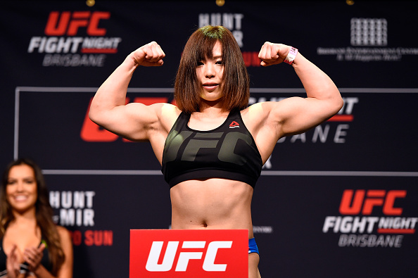 Rin Nakai Ufc Weigh In