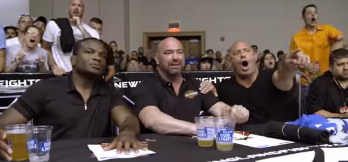 Watch Dana White: Lookin' For a Fight Season 2, Episode 1