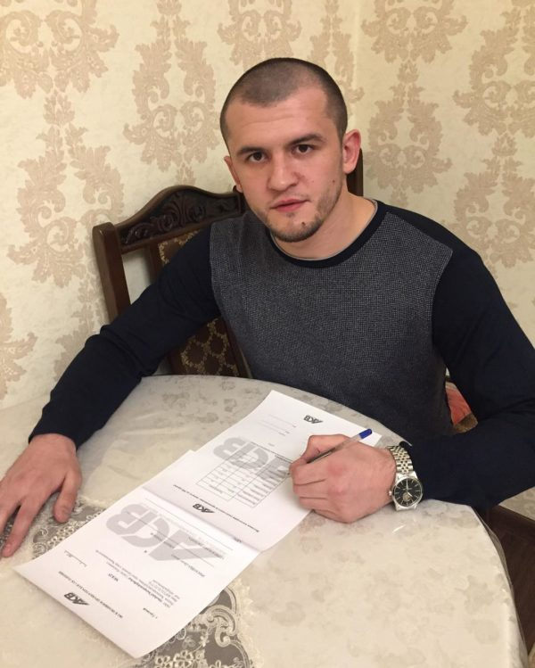 Albert Tumenov signs with ACB