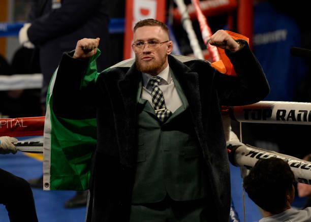 McGregor versus Mayweather will never happen