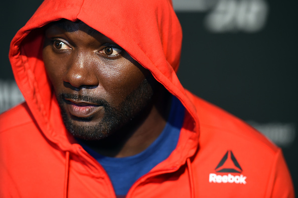 Anthony Johnson Knock out