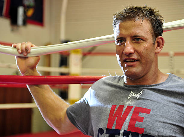 interview with Stephan Bonnar
