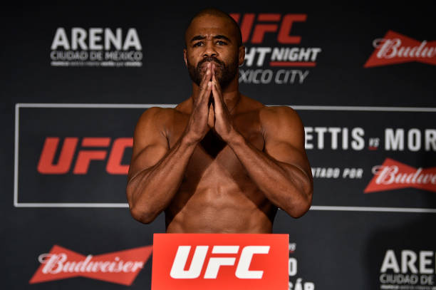 Rashad Evans is fighting for legacy