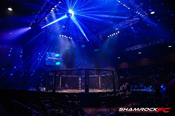 Shamrock FC's fighter contract agreement