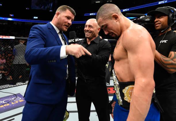 UFC middleweight logjam