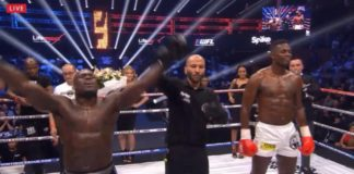 Melvin Manhoef wins final kickboxing fight, finally gets one over on longtime rival Remy Bonjasky